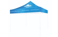 Custom Printed Canopy 10x10 $350.   Order today!