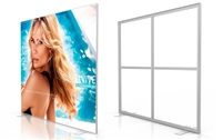 SEG System -D40- 8x8ft - Double side graphic package