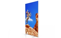 SEG D40 8x8ft - Single side graphic only