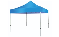 Hex Aluminum Popup Tent 10x10- Stock Color