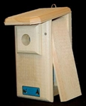 Western/ Mountain Bluebird House