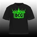 BCG Neon Crown Walkout Tee by Brawlin
