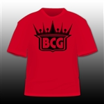 BCG Boyz Crown Walkout Tee by Brawlin