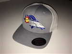 Colorado Denver Broncos FlexFit 6511 Trucker Mesh by Brawlin