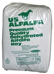 Compressed Alfalfa Hay