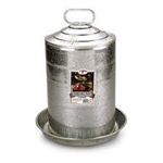Chick Waterer 5 Gal Galvinized