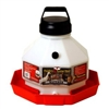 Chick Waterer 3 Gal Plastic