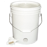 Bottling Pail Bucket w/Gate