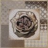 1067b Platinum Rose Collage