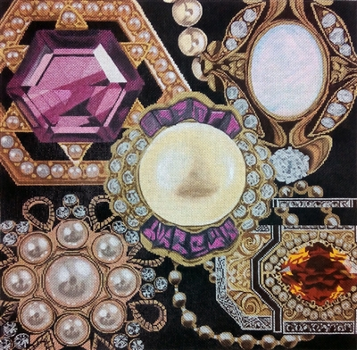 1069a Jewel Bling Collage