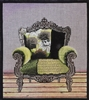 1072a Green Chair