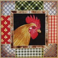 1081 Rooster Collage