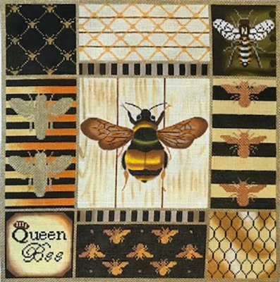 1100 Queen Bee Collage