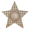 110a Gold Bling Star