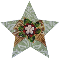 112b Holly Bling Star