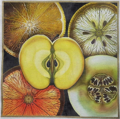 434 Fruit Collage