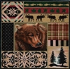 958 Grizzley Bear Collage