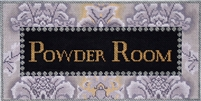 963a Powder Room