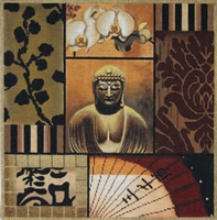 985 Buddha Collage