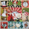 997 Alice in Wonderland Collage