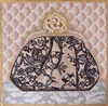 EB-1d Lace Evening Bag