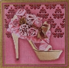 Sh-6d Rose Bouquet Sandal