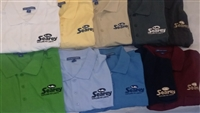 Polo Shirt - Stain Resistant 60/40, Embroidered Searey Logo