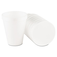 Dart 10 Ounce Foam Cups Model 10J10