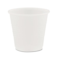 Dart 3.5 Ounce Plastic Cold Cups Model 5N25