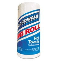 Boardwalk BIG ROLL Household Paper Kitchen Roll Towels 12 x 250ct
