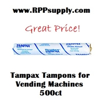 Original Regular Tampax Tampons