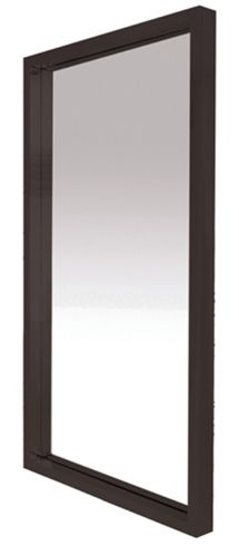 "Glam 87"" Leaning Floor Mirror by Nuevo Living"