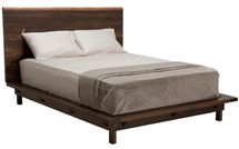Lima Oak Bed by Nuevo Living