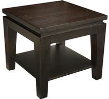 Asia Square End Table by Sunpan Modern
