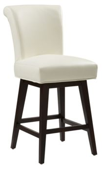 Hamlet Leather Counter Stool by Sunpan Modern