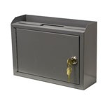 22258DBGY Multi-Purpose Steel Drop Box