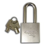 "A7261 2"" Body American Padlock Tubular Key"
