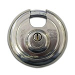 D2690 Large Abus Stainless-Steel Original Diskus Lock