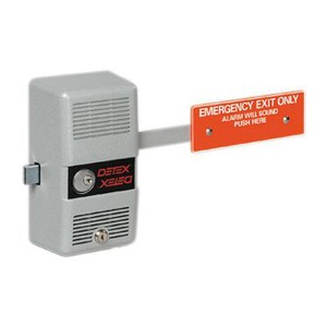 DX-ECL-230D Battery Operated Exit Control Lock with Alarm