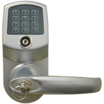 Eternity-IV Heavy-Duty Electronic Keypad /iButton Lock