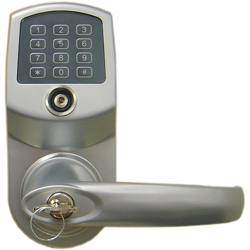 Buy Heavy Duty Electronic Keypad With Ibutton Lock
