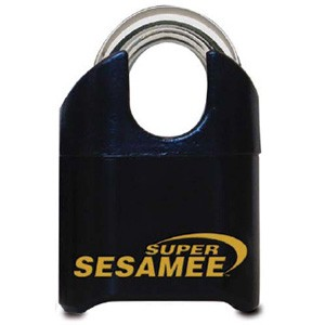 K646 SUPER SESAMEE High Security Combination Padlock