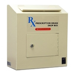 RX-164 Protex Prescription Drugs Drop Box