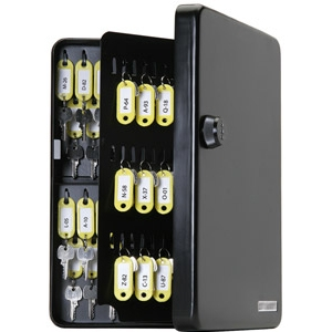 SL-9122 122-Capacity,  KeyGuard Combination Key Cabinet