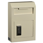 WDS-150E Protex Wall Mount Drop Box w/ Electronic Lock