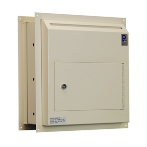 WDS-311-DD Protex Through-The-Wall Drop Box with Dual Doors