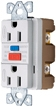 Hubbell Ground Fault Circuit Interrupter
