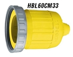 Hubbell 30 Amp Cable End Covers