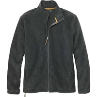 Woolrich Mens Andes II Fleece Jacket - Char Heather