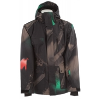 Quiksilver Drift Print Insulated Mens Snowboard Ski Jacket